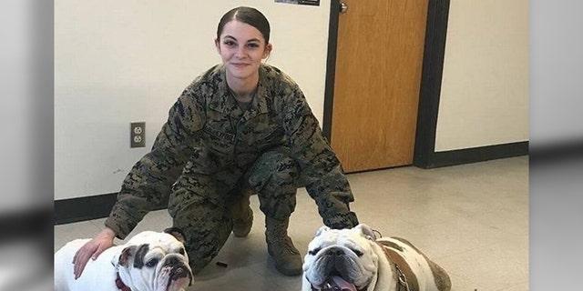 Marine Cpl. Erin Rachel Lilleyfogle (U.S. Marine Corps)