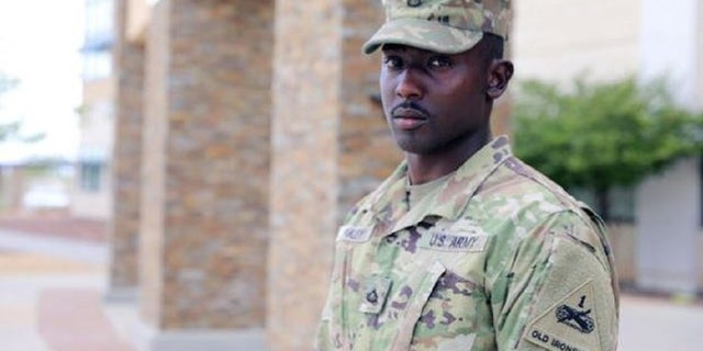 Army Pfc. Glendon Oakley, who helped children to safety during the El Paso, Texas mass shooting in August, has been arrested for alleged desertion.