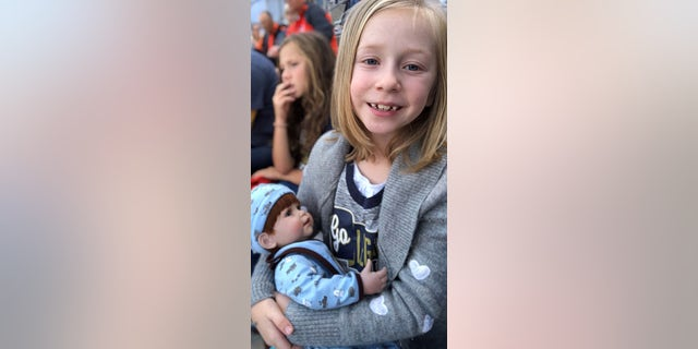 Nearly a year later, her mother said Gabriella continues to struggle with immunity issues.