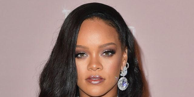 Rihanna badly injured after e-bike accident
