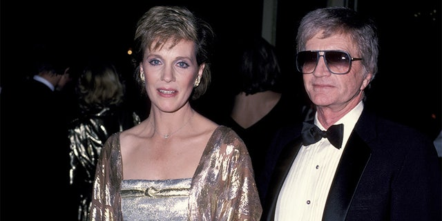 Julie Andrews and Blake Edwards.