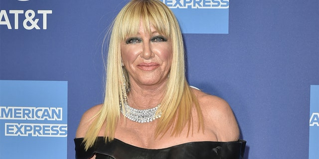 Suzanne Somers shared a nude picture of herself to mark her 73rd birthday.