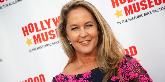 Erin Murphy arrives at The Hollywood Museum Celebrates The 55th Anniversary Of Gilligan's Island at The Hollywood Museum on September 25, 2019, in Hollywood, California.