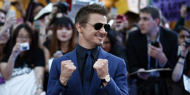Jeremy Renner is locked in an ongoing custody battle with his ex-wife.