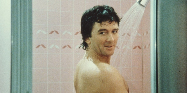 """Patrick Duffy (as Bobby Ewing) returned to """"Dallas"""" in the May 1986 episode """"Blast From the Past,"""""""