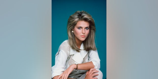 "Catherine Oxenberg in ""Dynasty,"" circa 1984."