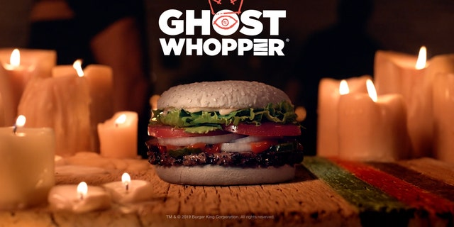 """""""Burger King is known for its crazy Halloween burgers and stunts, and this year the brand is taking things to the next level,"""" the chain wrote in a press release."""