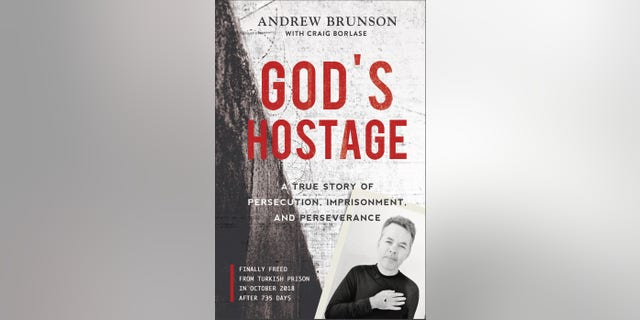 'God's Hostage: A True Story of Persecution, Imprisonment, and Perseverance' hits bookstores and online retailers on October 15, 2019.