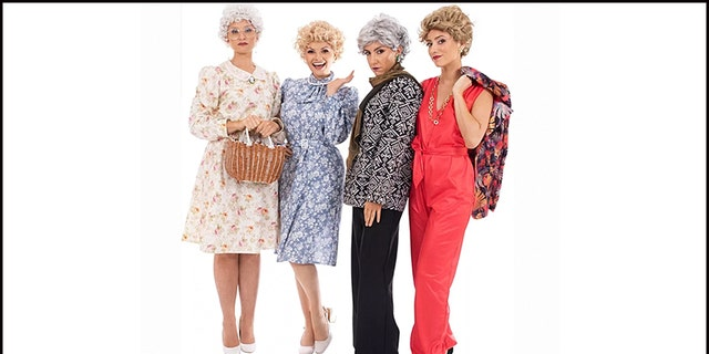 The get-ups quickly flew off the shelves, however, as the hysterical outfits inspired by Blanche Devereaux, Rose Nylund, Sophia Petrillo and Dorothy Zbornakhave since sold out online.