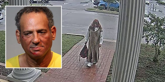 Westlake Legal Group Gumersindo-Reyes-Jr-inset Florida man disguised as woman robs bank, steals patrol car, police allege Stephen Sorace fox-news/us/us-regions/southeast/florida fox-news/us/crime/robbery-theft fox-news/us/crime/police-and-law-enforcement fox-news/odd-news fox news fnc/us fnc article 55f5c876-15e5-56e6-8d68-ec16499fd95a