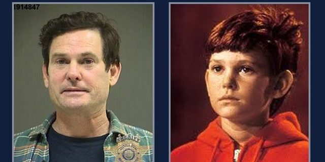 E.T star Henry Thomas arrested for alleged DUI