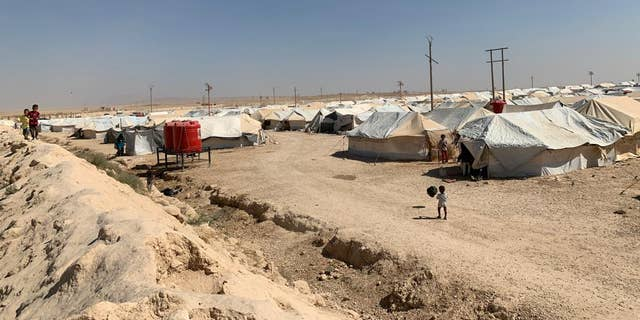 It is staggering what's going on inside the camp.-The reason it's so lawless is they don't have enough guards who number in the hundreds. It used to be around 1,000 but many had to go to repel the Turkish invasion, a story we hear repeated across Northern Syria.