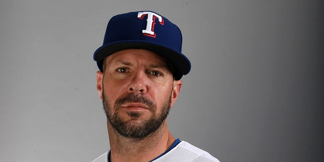 Jayce Tingler #32 of the Texas Rangers poses for a portrait on photo day at Surprise Stadium on February 20, 2019 in Surprise, Arizona. (Photo by Norm Hall/Getty Images)