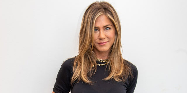 Jennifer Aniston reacts hilariously on Instagram record