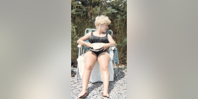 Joan said she struggled with her weight in the past, but remained mostly active until a tough spot in her marriage had her turn to food for comfort.
