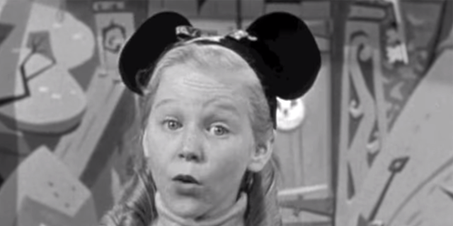 "Karen Pendleton starred in ""The Mickey Mouse Club"" from 1955 until 1959."