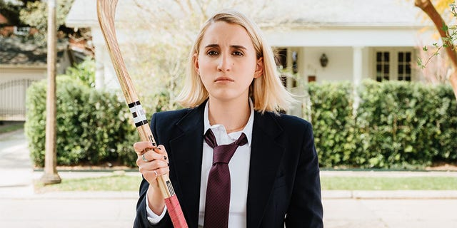 "Harley Quinn Smith plays Milly in ""Jay and Silent Bob Reboot."""