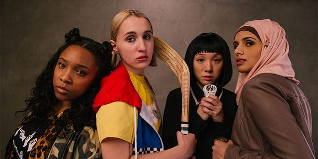 Harley Quinn Smith made her film debut at age 1 as baby Silent Bob.