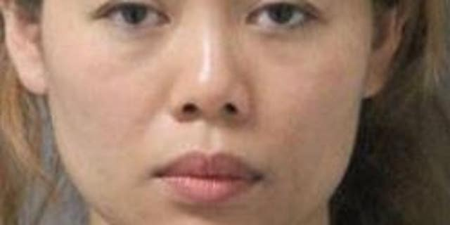 Anh Thi Pham was arrested Monday for allegedly attacking her husband with a set of Nerf Guns.