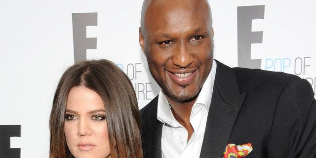 Khloe Kardashian and Lamar Odom were married from 2009 until 2013.