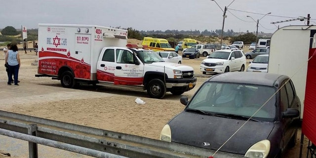 Asher Hazut, 14, who was struck by lightning while at a beach in Israel on Tuesday has died, according to local reports.