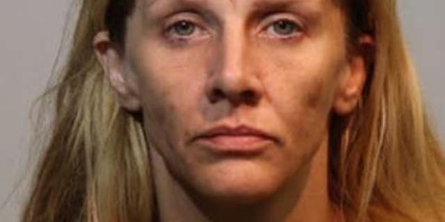 Sara Barnes faces a charge of trafficking in amphetamine.