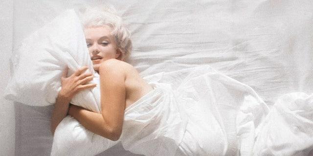 Marilyn Monroe by Douglas Kirkland.