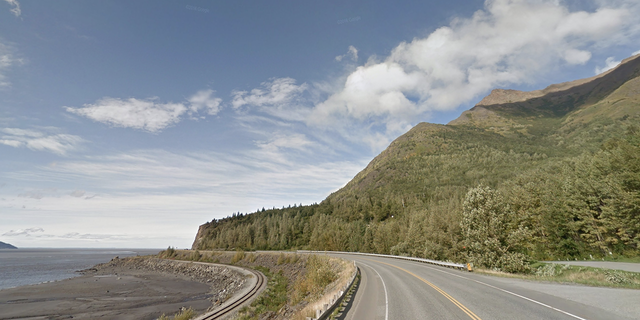 Police said the body was found near milepost 108 of Seward Highway on Oct. 2.