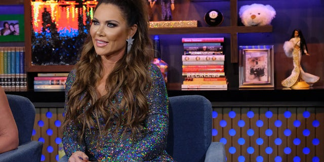 LeeAnne Locken during an appearance on 'Watch What Happens Live With Andy Cohen.'