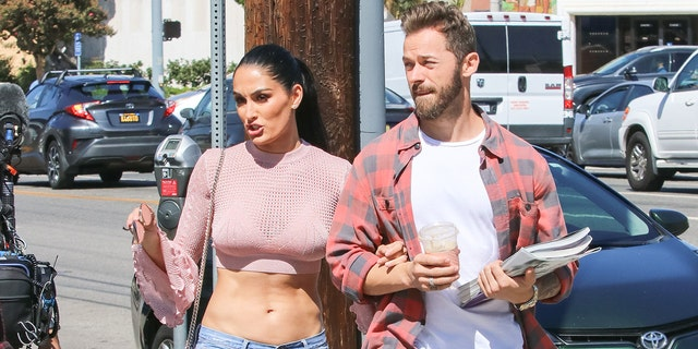 WWE Star Nikki Bella Says She's Vulnerable For Fiancée Artem Chigvintsev 1