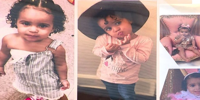 Investigators said 2-year-old Nikolette Rivera was shot once in the back of the head on Sunday and was pronounced dead at the scene.