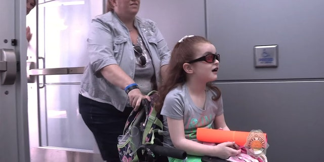 Kelly Turner claimed her daughter Olivia Gant suffered from a rare disease.
