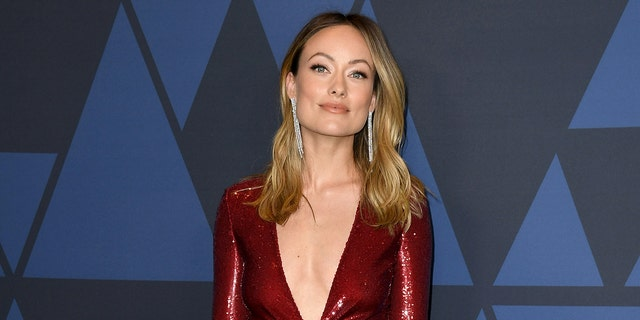 Olivia Wilde portrays the Atlanta Journal-Constitution reporter in