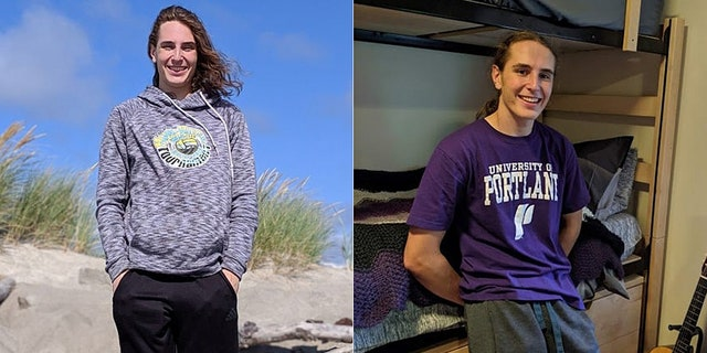 Owen Klinger, 18, was last seen leaving Christie Hall on the University of Portland campus at about 7:30 p.m. Sunday.