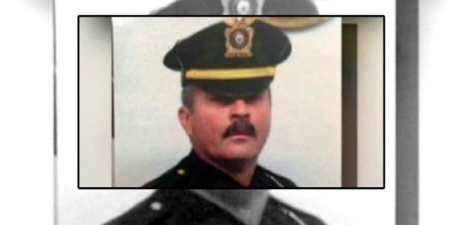 Frank Nucera, 62, a former arch of a Bordentown Township police.