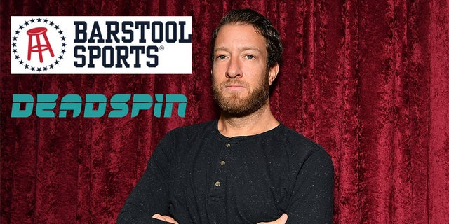 "Barstool Sports founder Dave Portnoy has celebrated the ""demise"" of rival sports blog Deadspin. (Slaven Vlasic/Getty Images)"