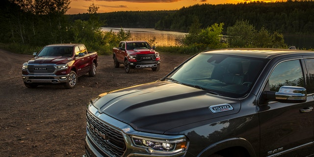 The 2020 Ram 1500 Ecodiesel Can Tow 6 Tons And Get 32 Mpg