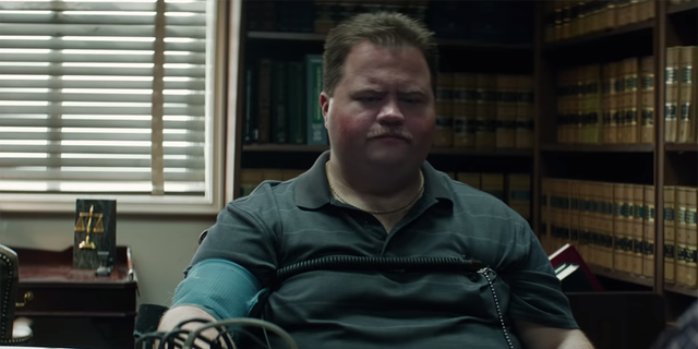 Paul Walter Hauser stars as Richard Jewell, a security guard investigated in connection with the Centennial Olympic Park bombing in 1996.