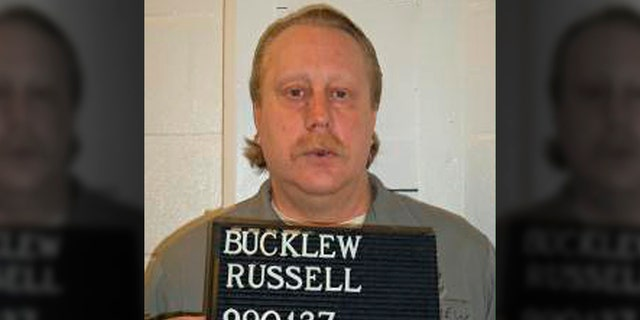 Russell Bucklew was executed at the state prison in Bonne Terre. It was Missouri's first execution since January 2017. (Missouri Department of Corrections via AP File)