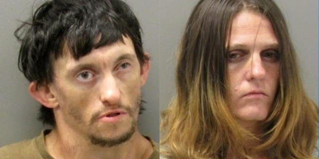 Don Furr and his sister, Elizabeth Catlett, were arrested on drug charges in Hot Springs, Ark., on Sunday.