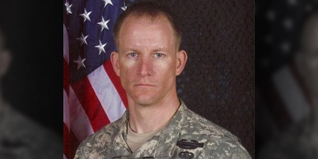 Westlake Legal Group Sgt.-Mark-Allen Master Sgt. Mark Allen dies 10 years after being shot while searching for Army deserter fox-news/us/military/military-families fox-news/us/military fox-news/us fox news fnc/us fnc David Aaro article 2382f256-0b2d-5909-84a4-5b17763ab2ee
