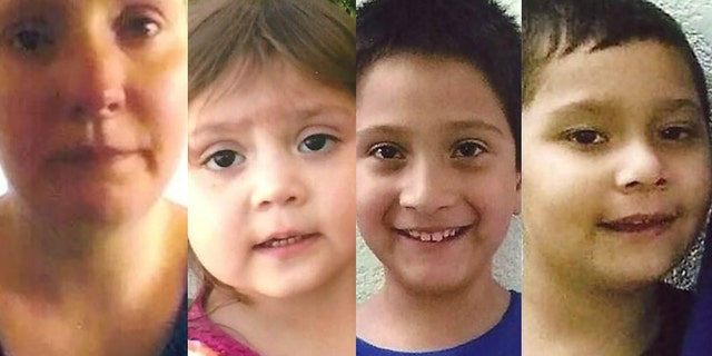 Rodriguez allegedly abducted her three children from Saline County, Mo., in 2017. Ariana was a year old the time, while her brothers, Daniel and David, were ages 7 and 5, respectively.
