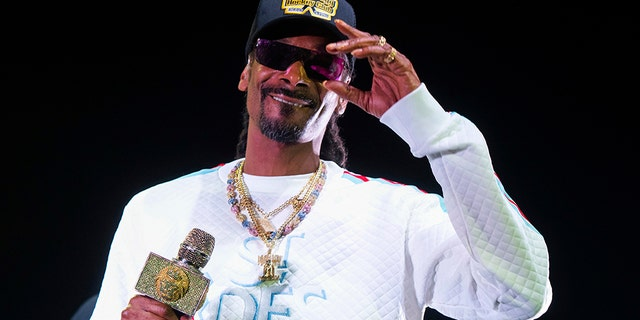 Snoop Dogg. (Photo by Paul R. Giunta/Invision/AP, File)
