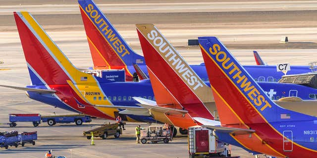 UFC fighter Cody Garbrandt's latest opponent is the crew of a Southwest Airlines plane who booted him and his son from a flight over a mask dispute. (iStock)