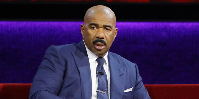 Westlake Legal Group SteveHarvey1 Steve Harvey's stepdaughter arrested after hit-and-run: report Tyler McCarthy fox-news/us/crime fox-news/entertainment/celebrity-news fox-news/entertainment fox news fnc/entertainment fnc article 45321328-33a7-5216-8615-292576cf97cb