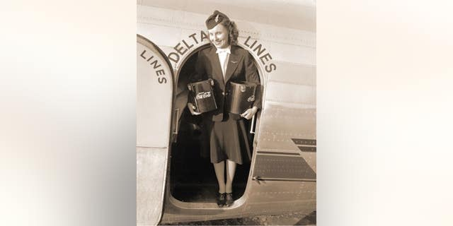 Westlake Legal Group SybilDelta2 Delta Air Lines flight attendant who graduated from 'first class of stewardesses' has died at 103 Michael Bartiromo fox-news/travel/general/airlines fox news fnc/travel fnc article 3a788c23-8dfc-588b-b9aa-0a7a7991d250