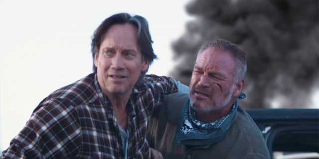 "Former ""Hercules"" actor Kevin Sorbo stars in the faith-based action film ""The Reliant."""