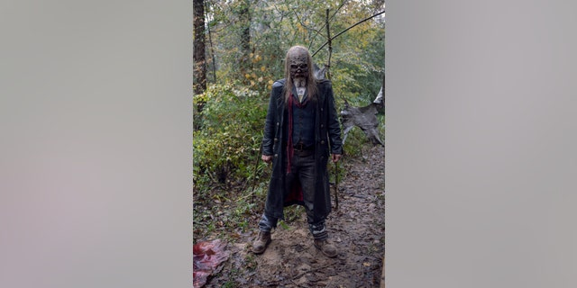 Ryan Hurst as Beta on 'The Walking Dead'