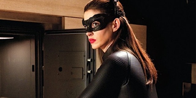 Anne Hathaway in 'The Dark Knight Rises.'
