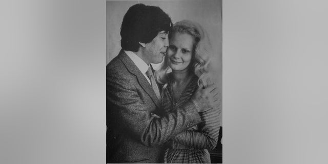 Tommaso Buscetta and his wife Cristina in 1980 shortly before he fled from Italy.